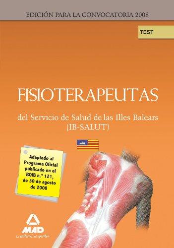 Fisioterapeutas Del Ib-Salut. Test