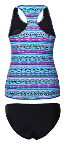 Charmley -  Tankini  - Donna Blue