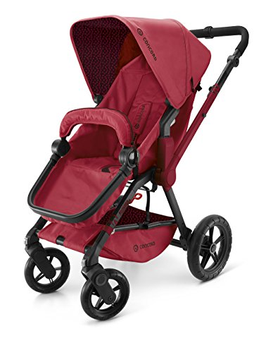 CONCORD Buggy WANDERER, RUBY RED, KOLLEKTION 2015