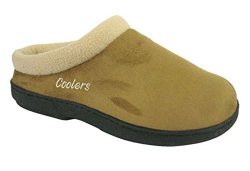 Coolers , Chaussons femme peau
