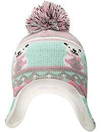 Mountain Warehouse Polar Bear Junior Knitted Kids Hat Rosa Talla única