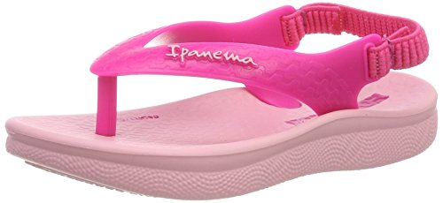 Ipanema Unisex Baby Anat. Soft Sandalen, Pink (Pink 8553), 19/20 EU