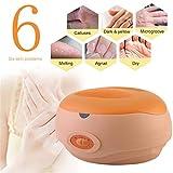 Lorenlli Paraffintherapie Bad Wax Pot Warmer Salon Spa Hand Epilierer Wachs Heizung Ausrüstung Keritherapy System Schönheitspflege
