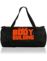 AWG - All Weather Gear Sport 10 litres Black Duffle Gym Bag