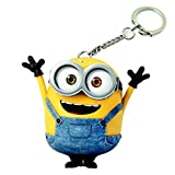 Geschenkideen Minions-Schl%C3%BCsselanh%C3%A4nger-Keychain-jubelnder-Bob