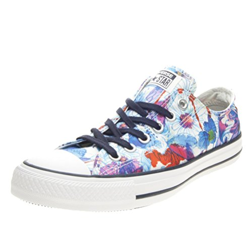 CONVERSE Chuck Taylor All Star Ox fiori TESSUTO SPRAY PAINT 551549C 37