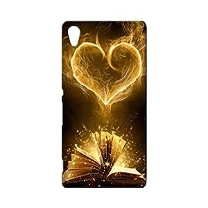 BLUEDIO Designer Printed Back case cover for Sony Xperia Z4 - G6344