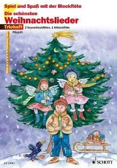 Chansons Marianne - Les plus belles chansons–Noël arrangés pour trois