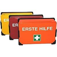 Erste Hilfe Koffer K-04, ohne Inhalt, Farbe nach Wahl - Verbandskasten (Rot) preisvergleich bei billige-tabletten.eu