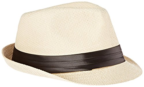 Summer Cool Classic Fedora Hat Unisex Stroh Trilby Cap