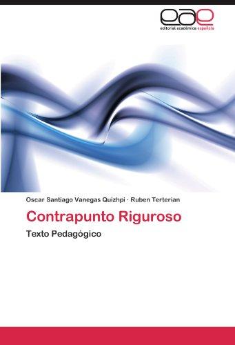 Contrapunto Riguroso por Oscar Santiago Vanegas Quizhpi