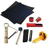 10 pz in set snooker cue Kit riparazioni biliardo stecca riparazione biliardo cue accessori