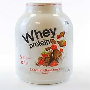 Fitness Authority Whey Protein 2.27kg - Chocolat Framboise