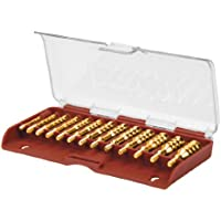 Tipton Solid Brass Jag Set (Pack of 13) - Gold