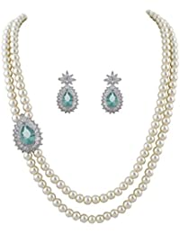 fb57ee07638c3 Pearl Women's Chains & Necklaces: Buy Pearl Women's Chains ...