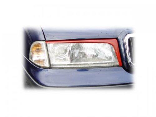 Preisvergleich Produktbild FK böser Blick Motorhaubenverlängerung Scheinwerferblenden Blenden FKSWB2133