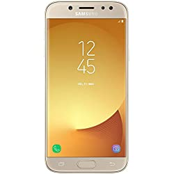 "Samsung Galaxy J5 (2017) SM-J530F SIM doble 4G 16GB Oro - Smartphone (13,2 cm (5.2""), 720 x 1280 HD, 2 GB, 16 GB, 13 MP, Android, Oro)"