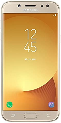 Samsung Galaxy J5 DUOS Smartphone (13,18 cm (5,2 Zoll) Touch-Display, 16 GB Speicher, Android 7.0) (Samsung Galaxy S Duo 2)