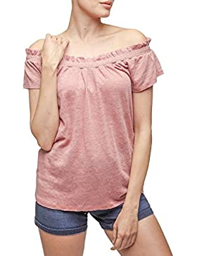 Naf Naf Camiseta Ochill Rosa