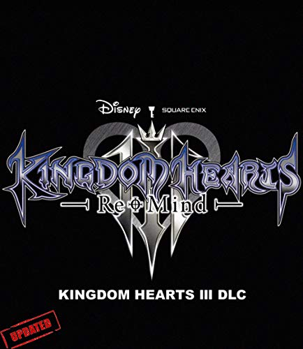 Kingdom Hearts III - Official Game Guide Updated (English Edition) (Hearts Official Guide Kingdom)