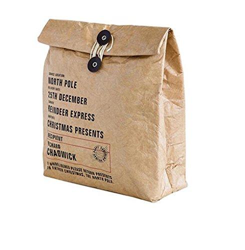 Pausenbrot Tüte -Lunch Tasche für Erwachsene Isolierte Lunchbox Große Wasserdichte Kühltasche für Männer und Frauen Buff