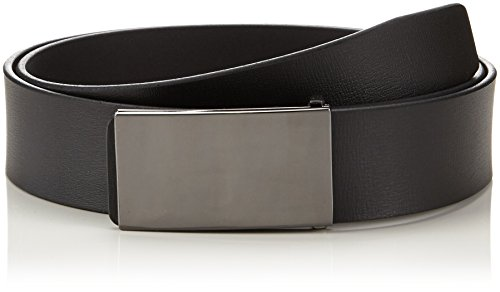 Mexx - MX3022157 BELT, Cintura Uomo, Nero (black 001), 70 cm (Taglia Produttore: X-Large)