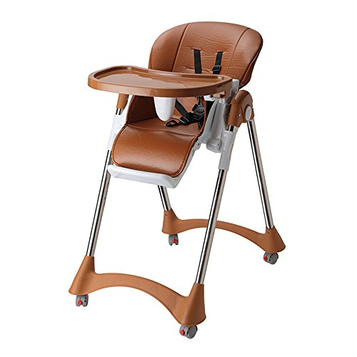 Sechs Esszimmer Stühle (LJHA ertongcanyi Dining Chair Multifunktionale Verstellbare Faltbare Tragbare Baby Stuhl Kinder Esszimmer Stuhl Esstisch Und Stuhl Sitz Baby Esszimmer Stuhl 6 Farben Optional (Farbe : E))