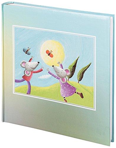 Idena 541115 álbum gigante en ratones, 50 páginas con pergamino