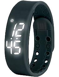 TV Top Ventes 01914 Vitalmaxx Bracelet de fitness à DEL