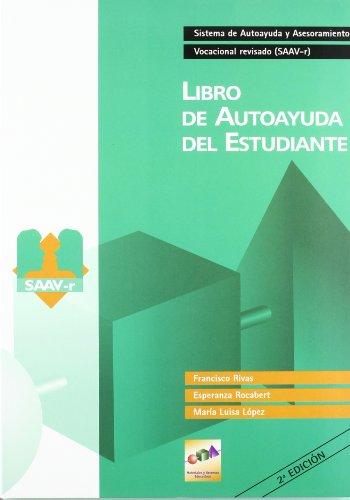 Libro de Autoayuda del Estudiante SAAV-r (libro y cuaderno del estudiante) (Materiales y Recursos Educativos)