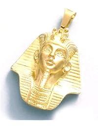 LIOR - Colgante Oro 18k (750) Tutankamon -13.1gr