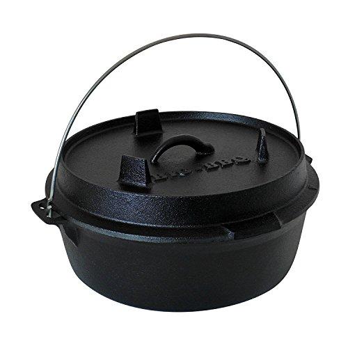 ToCis Big BBQ DO 6 Premium Dutch Oven |12' Cocotte...