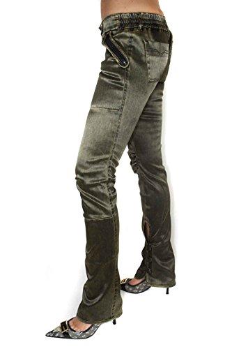 Diesel Femme Pantalone CLUSH Nalia or Taille 29–30# 2 Doré vieilli