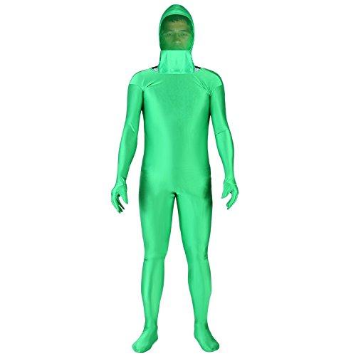 Neewer Foto Video Chromakey Grün Anzug Grün Screen Chroma Key Body Anzug für Foto Video unsichtbar Effekt