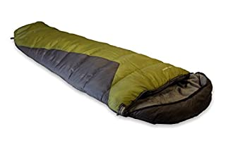 High Peak Schlafsack TR 300, dunkelgrau/oliv, 230 x 85/55 cm (B00499DS0C) | Amazon Products
