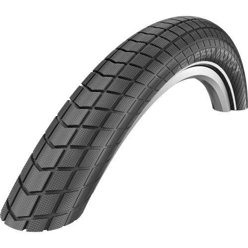 Schwalbe super moto-x (dc) fahrrad reifen // 62-406 (20×2,40´´), ausführung:schwarz, drahtreifen