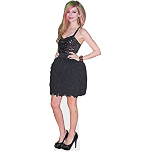 Avril Lavigne Life Size Cutout