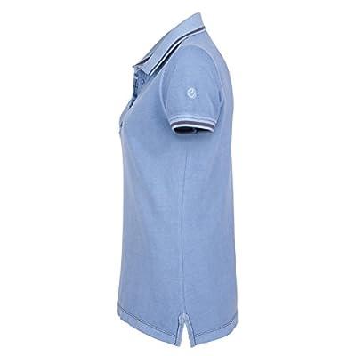 Damen Poloshirt FAIRY, light blue von FIRST B auf Outdoor Shop