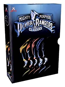 Mighty Morphin Power Rangers - Complete Season 1, 2 & 3 (15 DVDs) [European release]