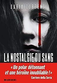 La Nostalgie du sang par Dario Correnti