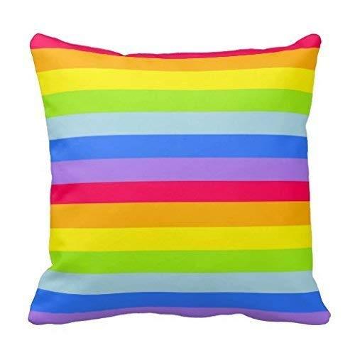 Gxdchfj Cotton Linen Decorative Throw Kissen Case Cushion Cover 18