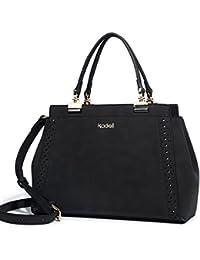 Kadell Borse in pelle di Matte per borsa Doctor Ladies fuori dal progettato sacchetto di spalla