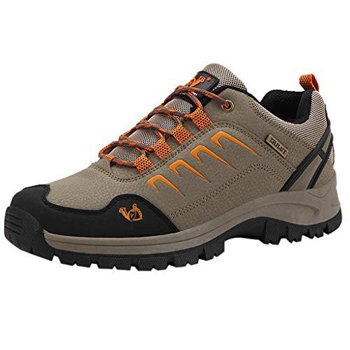 Scarpe da Trekking Escursionismo da Coppia Sneakers Sportive Antiscivolo Impermeabili Scarpe Running da Corsa da Viaggio
