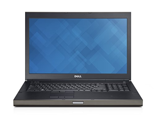 Dell Precision M6800 17.3-Inch Laptop (Intel Core i7 2.8 GHz, 8 GB RAM, 500 GB HDD, Windows 8.1)