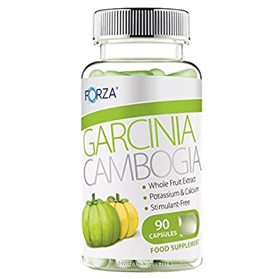 FORZA Garcinia Cambogia - Natural Fat Blocker by FORZA Industries