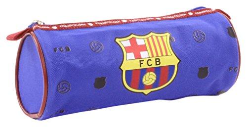 FC Barcelona 490-8125  We are Barcelona  Round Pencil Case