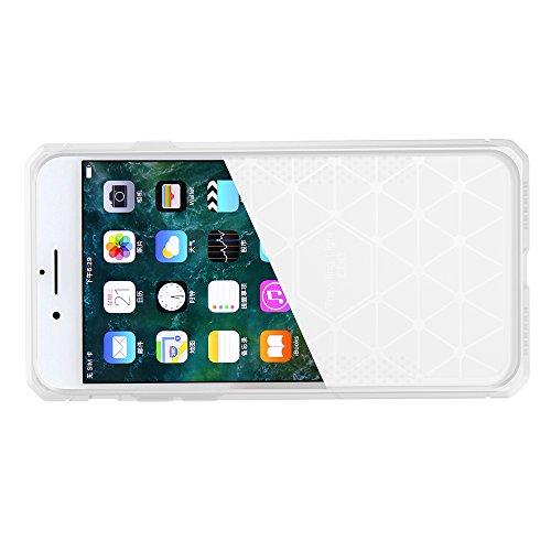 JIALUN-étui pour téléphone Pour Apple IPhone 7 Housse Anti-vibration Cool Back Cover Housse de protection ( Color : Dark Blue ) White