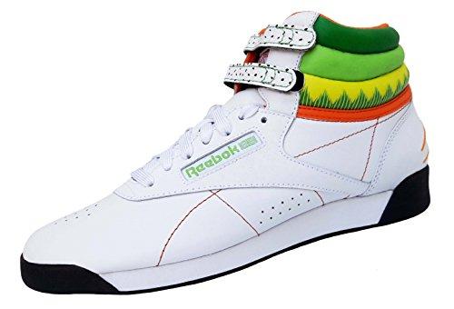 Reebok F/S Freestyle Hi Sushi INTL, Sneaker, Damen (40 EU) (Hi-sneaker Freestyle)