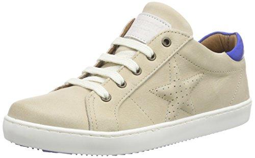 Bisgaard Shoe With Laces, Sneakers Basses mixte enfant Beige - Beige (44 Creme)