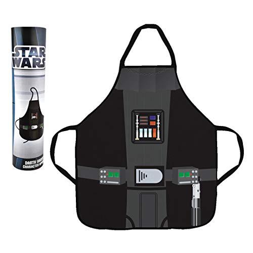 Preis am Stiel Kochschürze - Star Wars | Darth Vader | Latzschürze | Geschenkidee für Männer | Einweihungsparty | Grillschürze | Küchenschürze | Star Wars Fan | BBQ | Kochen | Kochschutz